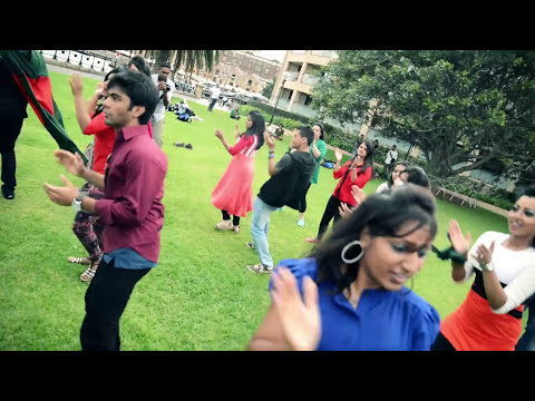 ICC World Twenty 20 Bangladesh 2014, Flash Mob - SYDNEY, Australia