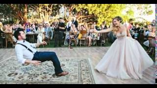 LINK Bride puts a spell on her magician groom during first dance