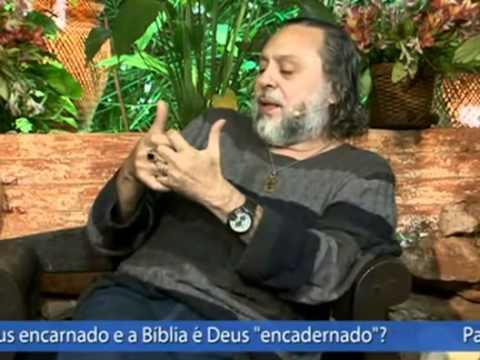 O conflito de quem quer abracar Jesus inteiro e a bíblia inteira.