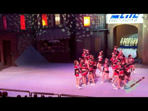 Elite Cheerleading Championship 2012 - Youth Wildcats (GER) Finale im Movie Park Germany (HD)