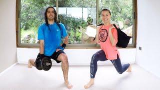 18. Efectivos ejercicios para piernas y glúteos en CASA