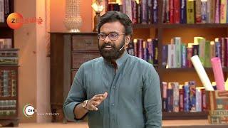 Tamizha Tamizha | Best Scene | Episode - 2 | Tamil Debate Show | Zee Tamil