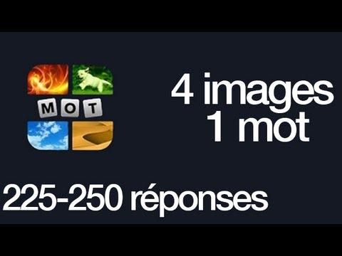 4 images 1 mot r ponses 225 250 youtube for Cocktail 4 images 1 mot