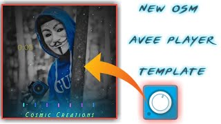 New osm avee player template download link || how to make trending WhatsApp status ⭐🔥