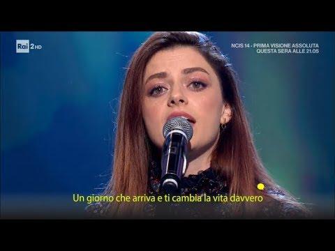 Annalisa canta