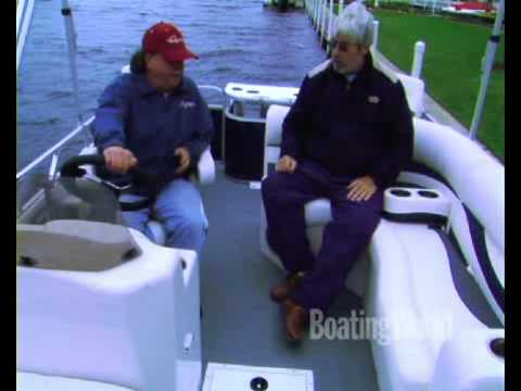 Qwest LS 7518 XRE Fish Video