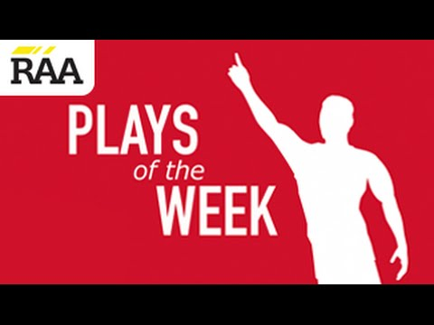RAA Plays of the Week: R3 v Melbourne