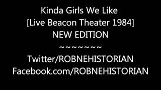 Watch New Edition Kinda Girls We Like video