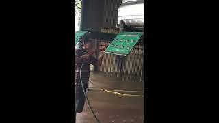 Công nghệ - Thiết Bị -Oto- Cầu nâng - một trụ  -Gara- rửa xe otô.Liên hệ : Mr Hiển 01677815406