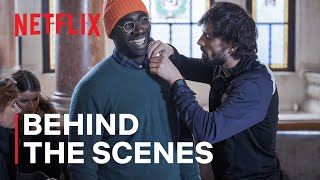 Lupin   Behind the Scenes   Netflix