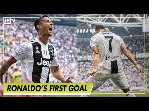 RONALDO FINALLY SCORES HIS FIRST GOAL Serie A Podcast 34