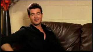 Watch Robin Thicke Cherry Blue Skies video