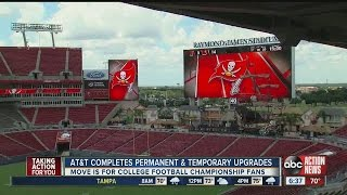 AT&T boosting mobile coverage for National Championship fans