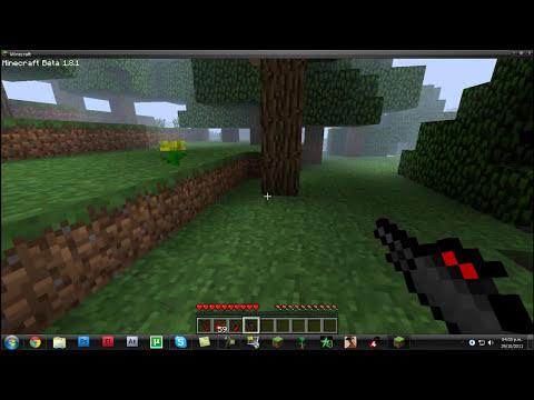 Minecraft-Como Instalar Mod Paintball 1.8.1 ( Español )