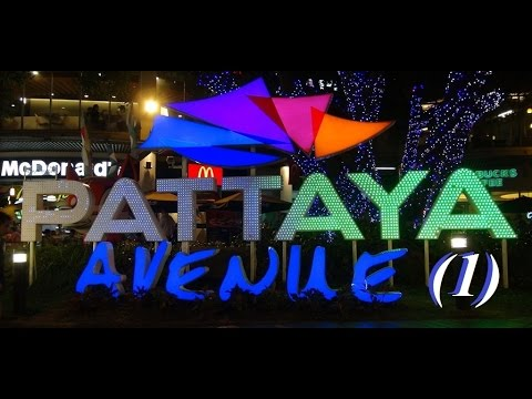 Thailand/Pattaya (Beach Road) Part1