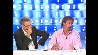 Christophe Alévêque - On n'est pas couché 15 septembre 2007 #ONPC