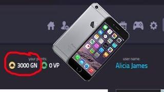Como ganhar 3000 GN e trocar por um iPhone 6 na Gokano 100% ATUALIZADO 15/02/2016