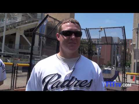 Baseball Quick Tips - Play Everything - Nick Hundley, Padres Catcher