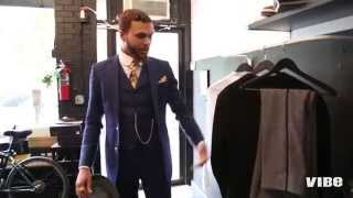 Jidenna Breaks Down The Style Of A Classic Man