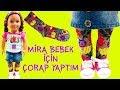 Mira Bebek Yeni Rengarenk Külotlu Çorap Yapımı Kendin Yap DIY Oyuncak Butiğim mp3