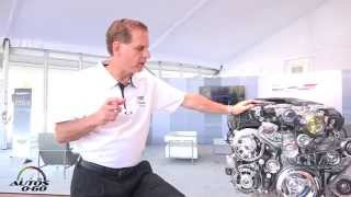 2016 Cadillac CTS V engine and transmission presentation by Chief Engineer Dave Loene
