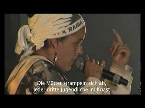 Keny Arkana Cinquieme soleil Music-Video 2008 German Subs