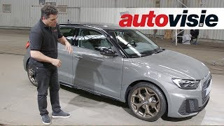 Onthuld: Audi A1 (2018)
