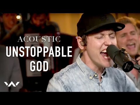 Unstoppable God (acoustic Version) video