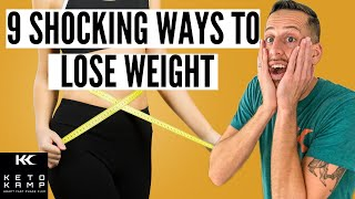 How to Lose Weight Naturally (9 Surprising Fat Loss Tips)
