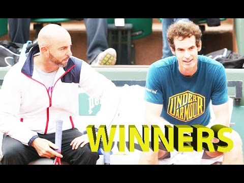 Andy Murray Jamie Delgado Ivan Lendl Tennis - News Your Views