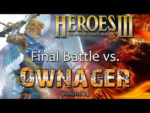[ENG] Final Battle: MeKick (Cove) v Ownager (Rampart), Round 2