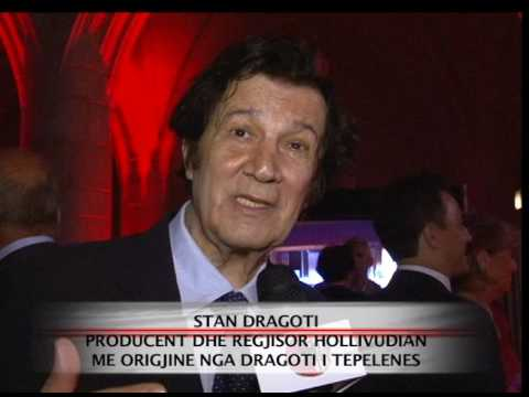 Stan Dragoti Greeting Alba Life TV