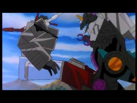 Transformers Season 3 Intro HD