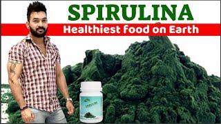 Healthiest Food on Earth SPIRULINA. Video in Hindi
