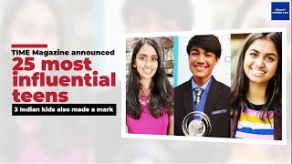 TIME Magazine Most Influential Teens of 2018 - Hitachi MGRM Net
