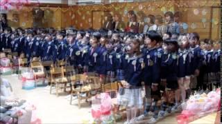 2015/3/20 卒園式
