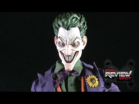 Collectible Spot - Sideshow Collectibles The Joker Sixth Scale Figure