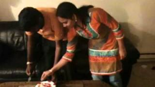 Rayudu's 2010 Bday celebrations
