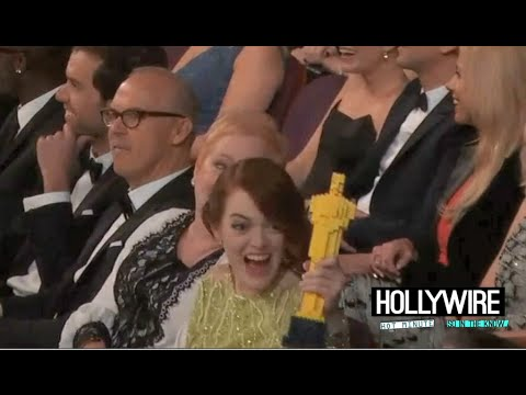 Oscars 2015: Top 10 MUST SEE Moments! (That You May Have Missed) Subscribe to Hollywire   http://bit.ly/Sub2HotMinute Send Chelsea a Tweet!   http://bit.ly/TweetChelsea Follow Hollywire!  ...