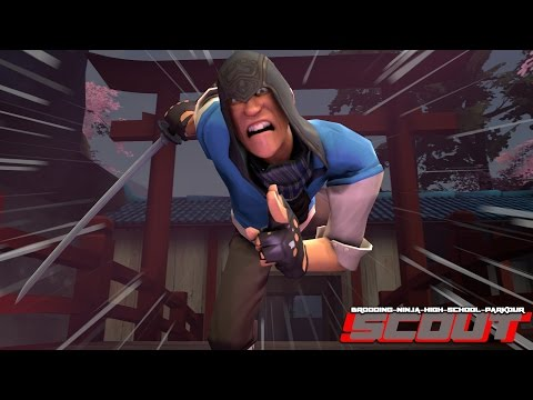 Brooding-ninja-highschool-parkour-scout [ep401 3 3] video