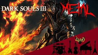 Dark Souls 3 - Lorian, Elder Prince / Lothric, Younger Prince 【Intense Symphonic Metal Cover】