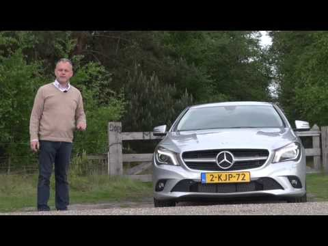 Mercedes CLA 180 test 2013