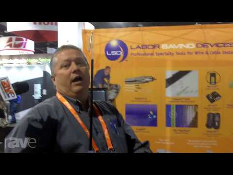 CEDIA 2013: LSD Labor Saving Devices – Shows the Grabbit Mini