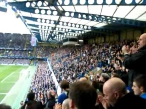 Chelsea, Winning The League! 2009/2010!