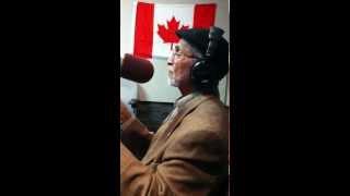 Khamakha In Edmonton, Canada - Radio 101.70 World FM Interview Segment