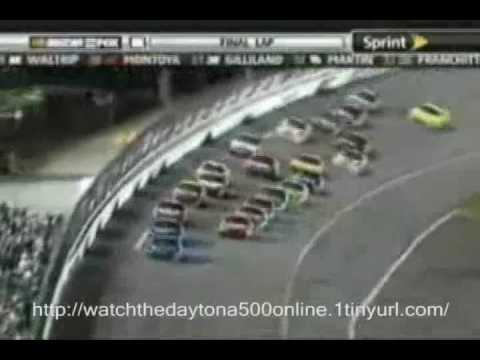 Watch the Daytona 500 online