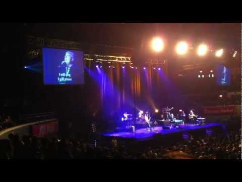 I Will Sing By Don Moen, Nov 8, 2012, Manila video