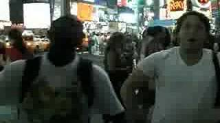 lil wayne - a Millie in times square TRUCE EDITION