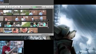iMovie 09 HDD Camera Import Tutorial