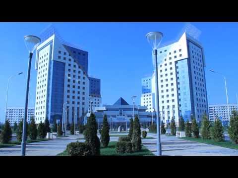 Деревня Универсиады 2017 Алматы и Арена Алматы